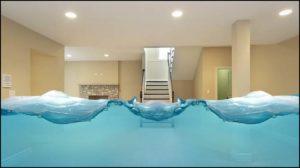 prevent flooded basement