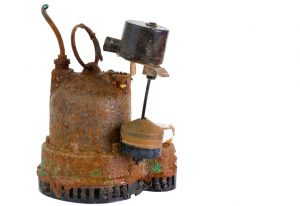 replace sump pump